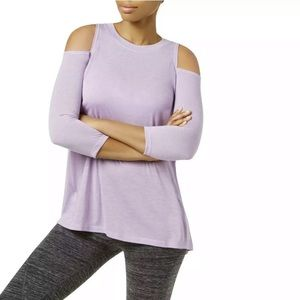 NWT Calvin Klein Performance Yoga Top